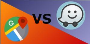 Waze vs Google Maps - Patrick & Erin